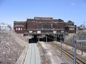 """<p><strong>Pawtucket/Central Falls Train Station - Pawtucket, RI</strong></p><p>From 1916 to 1981 the Central Falls Station saw trains pass through on the regular. But after closing, the building fell into despair. For a place that used to be filled with such commotion and noise, the building now sits eerily silent.<br></p><p>Photo: Flickr/<a href=""""https://www.flickr.com/photos/woneffe/4048203581/in/photolist-7aJ6Tt"""" rel=""""nofollow noopener"""" target=""""_blank"""" data-ylk=""""slk:Jef Nickerson"""" class=""""link rapid-noclick-resp"""">Jef Nickerson</a></p>"""