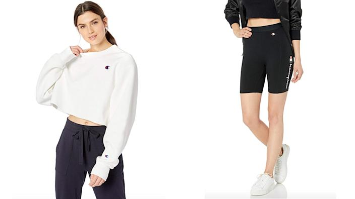 Get athleisure at a great price.