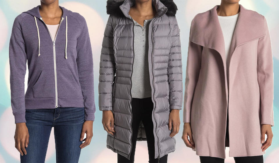Bundle up! (Photo: Nordstrom Rack)