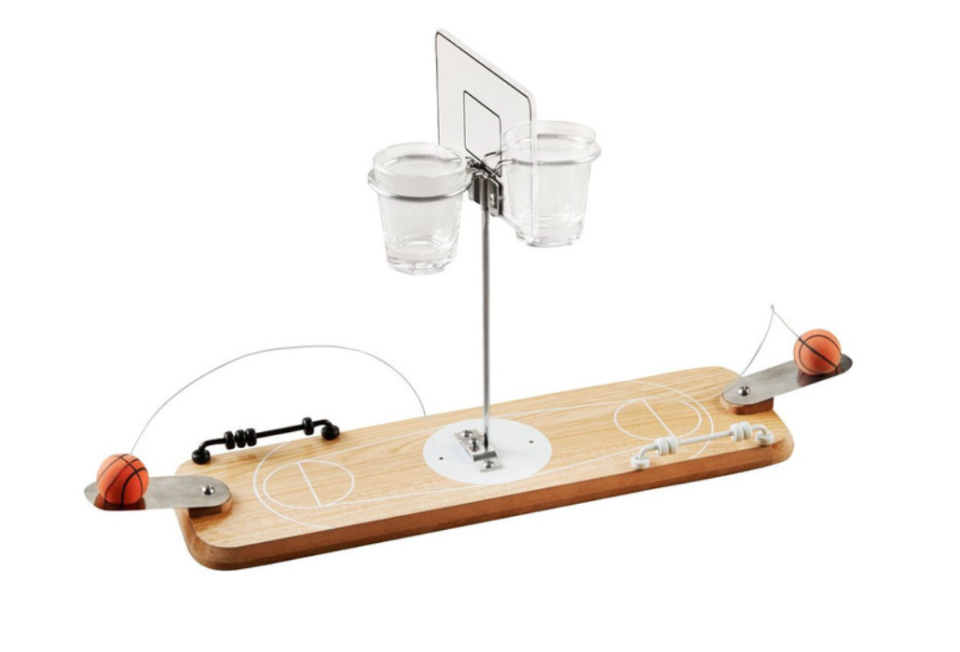 basketball shot glass drinking game on sale