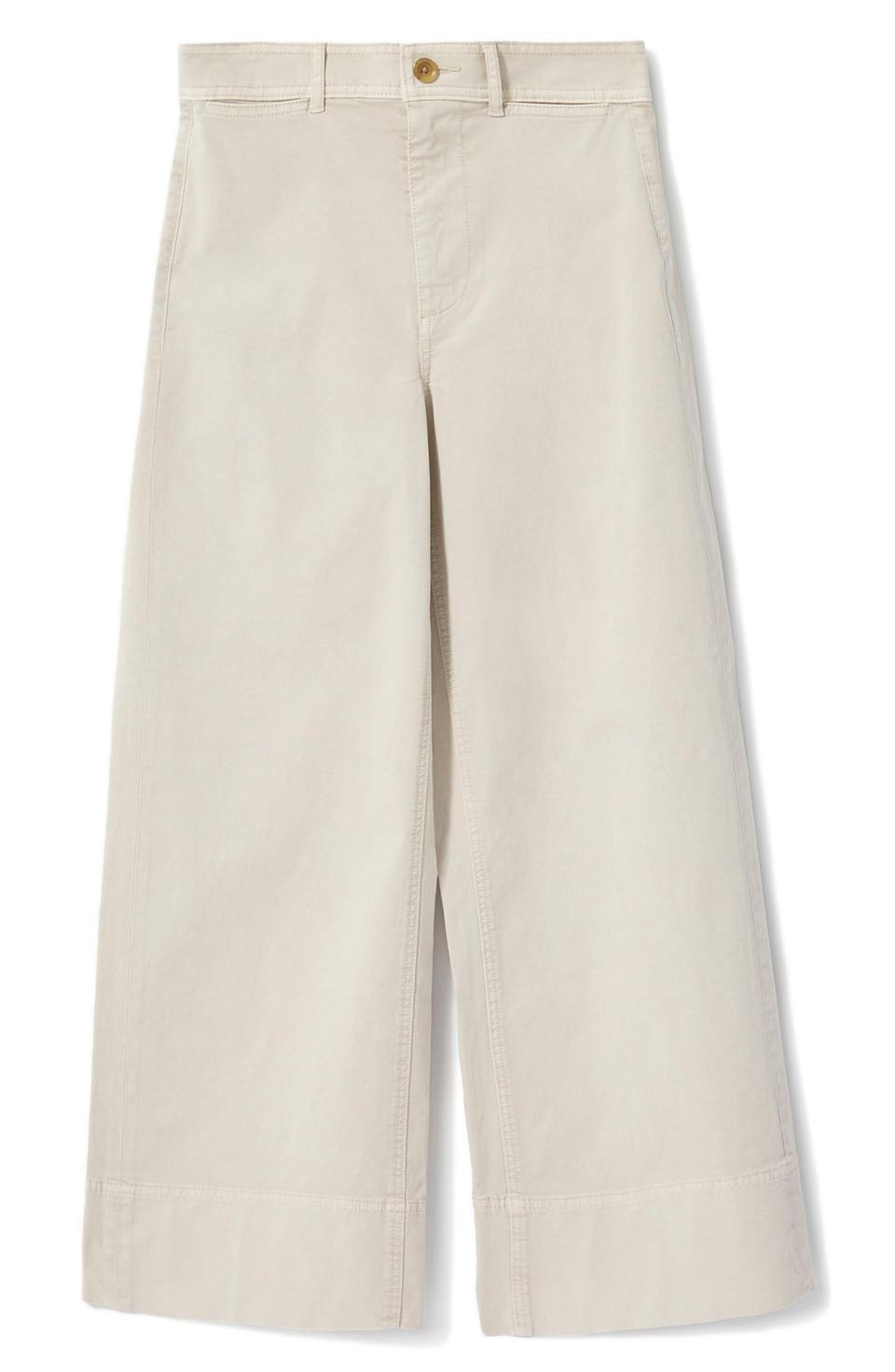 """<p><strong>EVERLANE</strong></p><p>nordstrom.com</p><p><strong>$35.90</strong></p><p><a href=""""https://go.redirectingat.com?id=74968X1596630&url=https%3A%2F%2Fwww.nordstrom.com%2Fs%2Feverlane-the-lightweight-wide-leg-crop-stretch-cotton-pants%2F5778277&sref=https%3A%2F%2Fwww.elle.com%2Ffashion%2Fshopping%2Fg34741930%2Fnordstrom-12-days-of-cyber-savings-sale%2F"""" rel=""""nofollow noopener"""" target=""""_blank"""" data-ylk=""""slk:Shop Now"""" class=""""link rapid-noclick-resp"""">Shop Now</a></p>"""