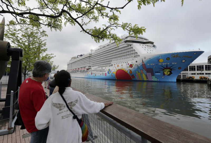 FBI investigates death of child on cruise ship