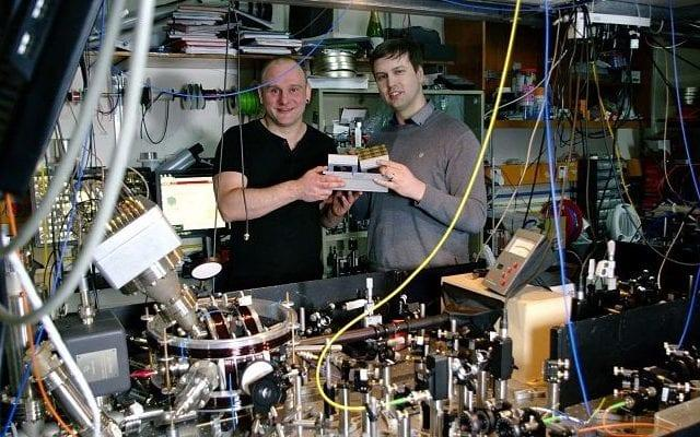 The University of Sussex have achieved a breakthrough in quantum computing this week - University of Sussex