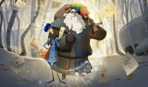 <p>An all-star voice cast including Rashida Jones, Jason Schwartzman, J.K. Simmons, and Joan Cusack bring life to this gorgeously animated Christmas tale. It's a Santa origin story you've never heard but will want to share with your family every year.</p>