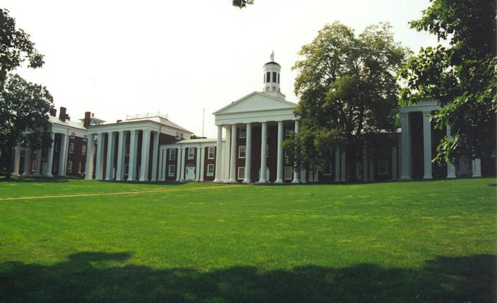 The University of Virginia is blocking college Republicans from campaigning for Glenn Youngkin