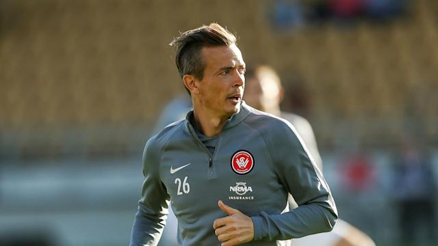 "In Romania and China, Ryan Griffiths experienced ""some pretty fierce rivalries"" and is looking forward to seeing what a Sydney derby is like"