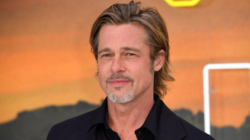 'None of it is true': Brad Pitt on dating rumours