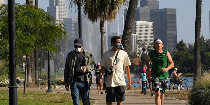 As the coronavirus pandemic continues, California has taken steps to reopen certain industries.