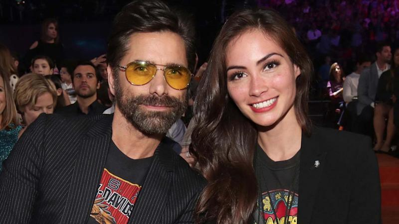 John Stamos Announces Engagement to Girlfriend Caitlin McHugh: 'She Said Yes!'
