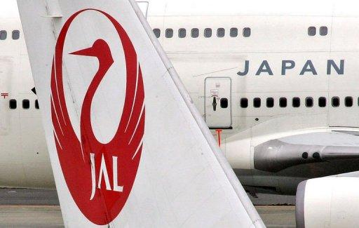 Japan Airlines has credited cost cutting after the company's  net profit more than doubled in the first quarter