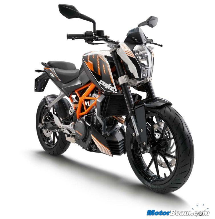 KTM will launch its second bike in India, the 390 Duke, which will be priced around Rs. 2 lakhs.