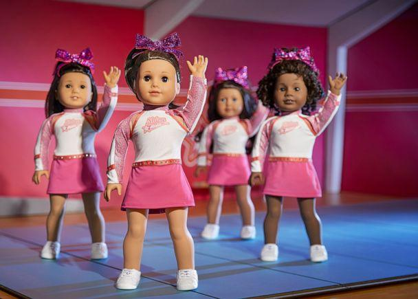 PHOTO: American Girl's 2020 Girl of the Year doll is Joss Kendrick. (American Girl)