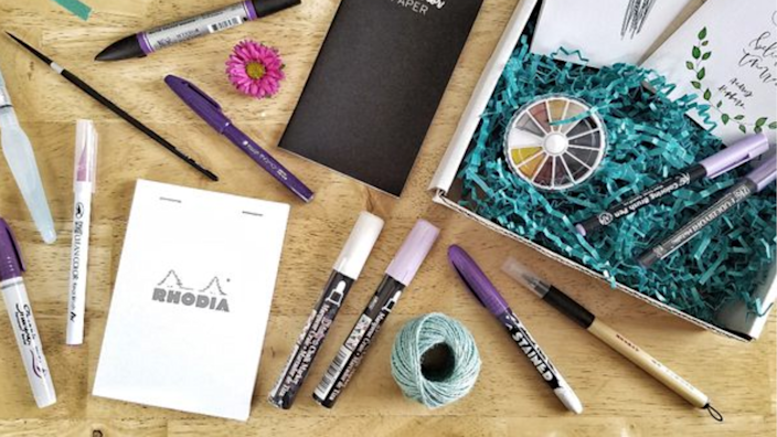 Best subscription gifts: Inky Box