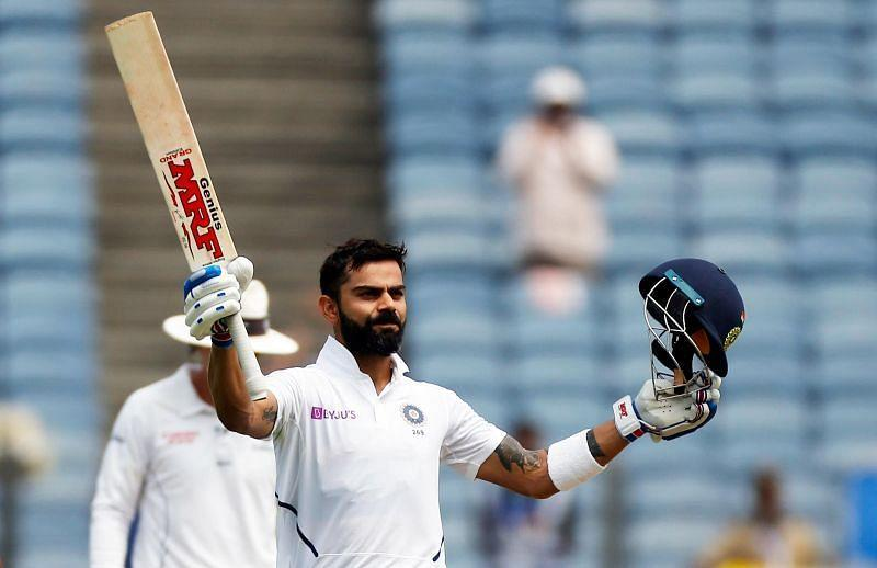 Sanjay Manjrekar believes that the absence of Virat Kohli for the majority of the Test series will be a huge setback