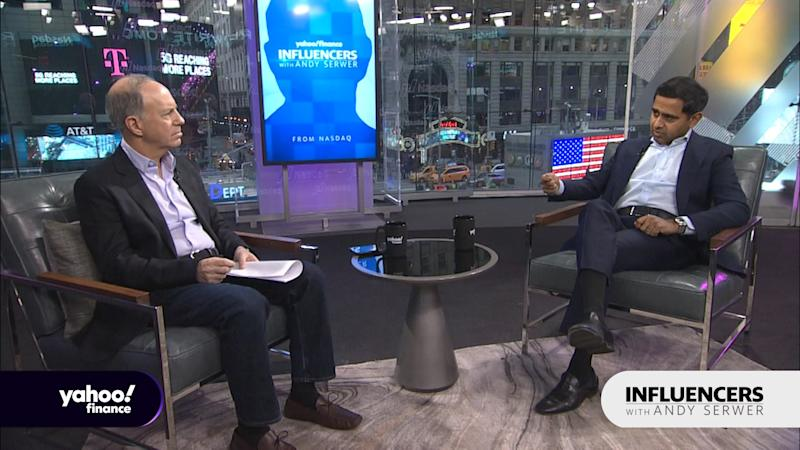 J2 Global CEO Vivek Shah appears on Influencers with Andy Serwer.