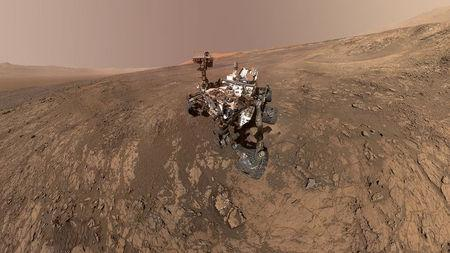 NASA finds 'ancient organic material' on Mars, continues search despite Doom's warnings