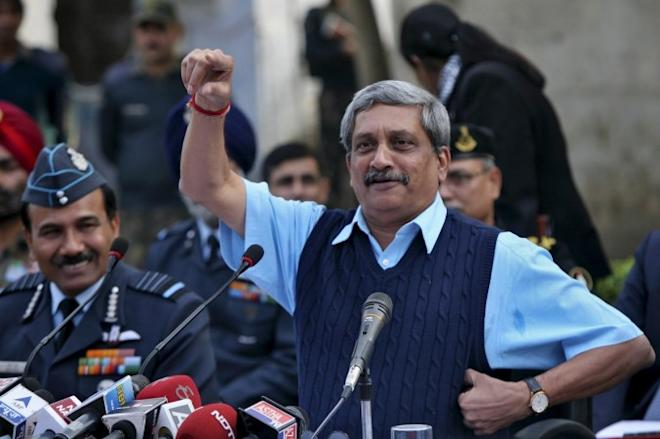 Manohar Parrikar, Congress, Supreme Court, Goa Chief Minister