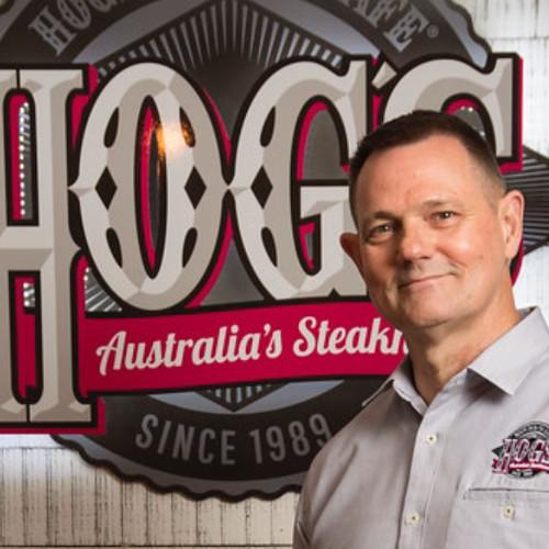 Hog's Breath CEO Ross Worth says the chain is facing the toughest challenges in its 30-year history. Source: LinkedIn