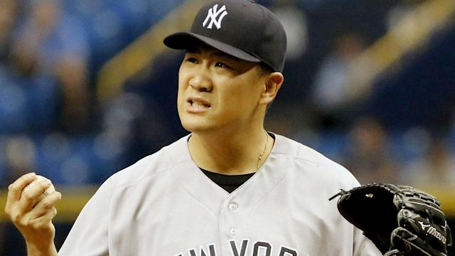 Masahiro Tanaka's decision to stay with his current contract has proven to be smart, since other pitchers are still looking for jobs.