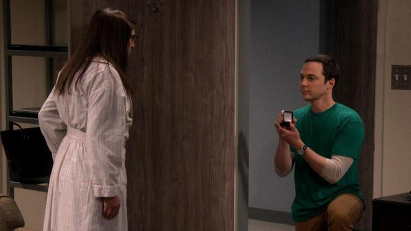 'Big Bang Theory' Season 11 Premiere Drops Another Baby Bombshell -- Plus, Did Amy Accept Sheldon's Proposal?