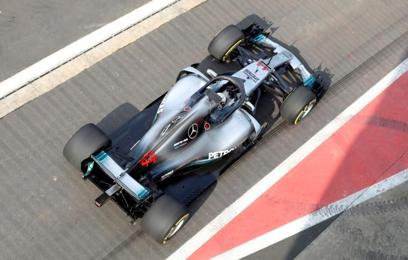 Motor racing: Mercedes to debut 2020 F1 car on Valentine's Day