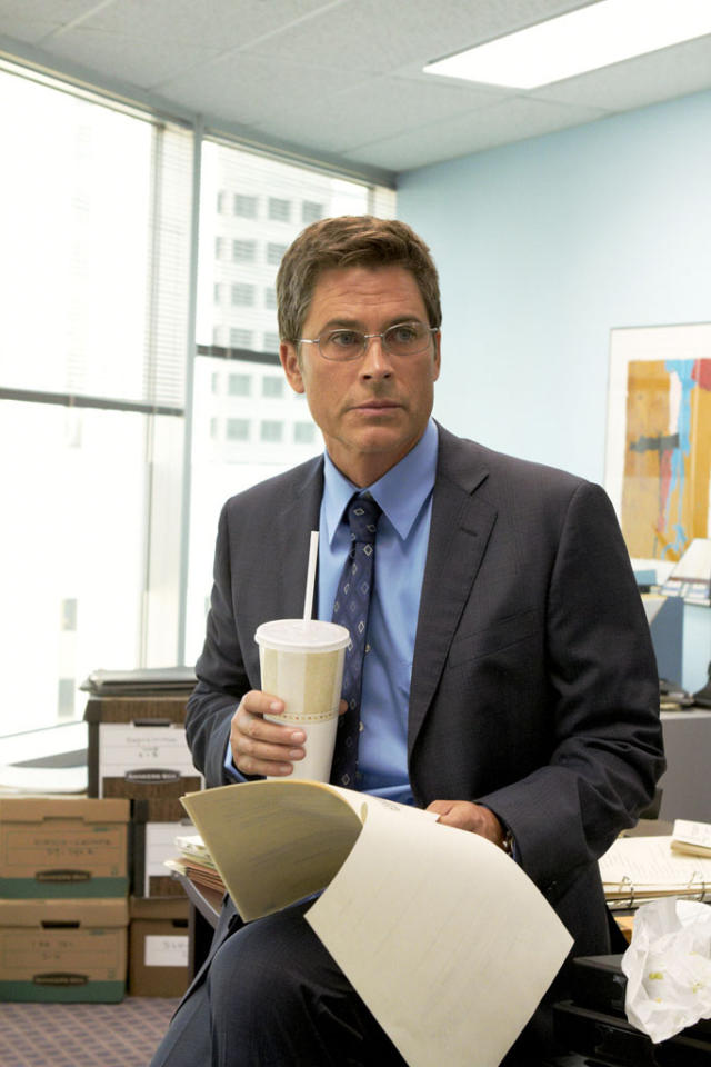 "Rob Lowe stars as Jeff Ashton in the Lifetime Original Movie, ""Prosecuting Casey Anthony."""