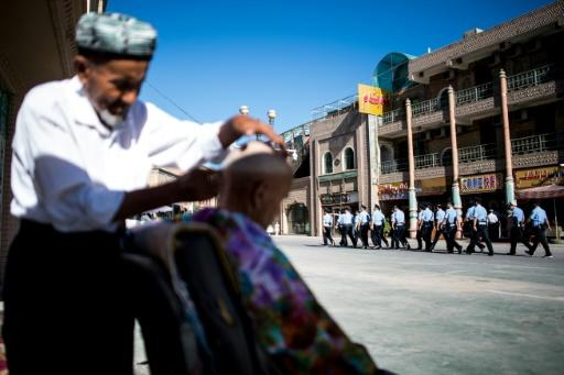 A UN panel says up to one million ethnic Uighurs may be being held in Chinese internment camps