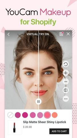 Youcam Makeup App For Ify