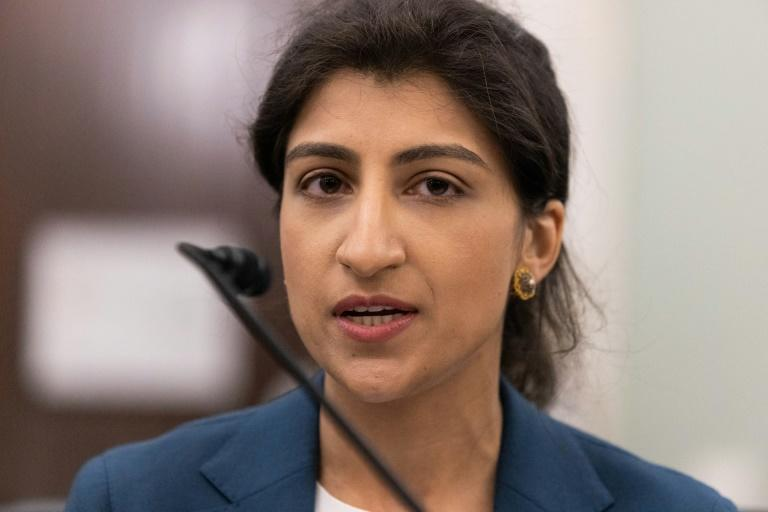 Lina Khan, the new head of the Federal Trade Commission, is expected to take a more aggressive stand on antitrust enforcement against Big Tech firms