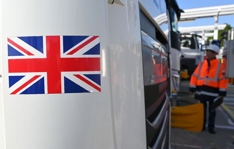 France tests no deal Brexit procedures at Channel Tunnel