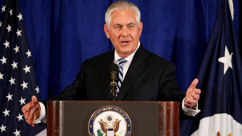 Rex Tillerson Joins Long Line Of Officials Forced To Publicly Praise Trump