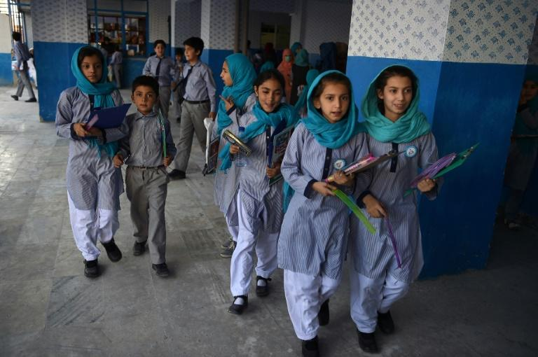 According to the United Nations Children's Fund (UNICEF), the number of attacks against Afghan schools tripled last year compared to 2017