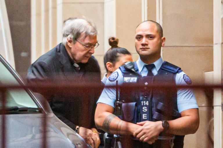 Father hopes for justice as Cardinal Pell waits on appeal verdict