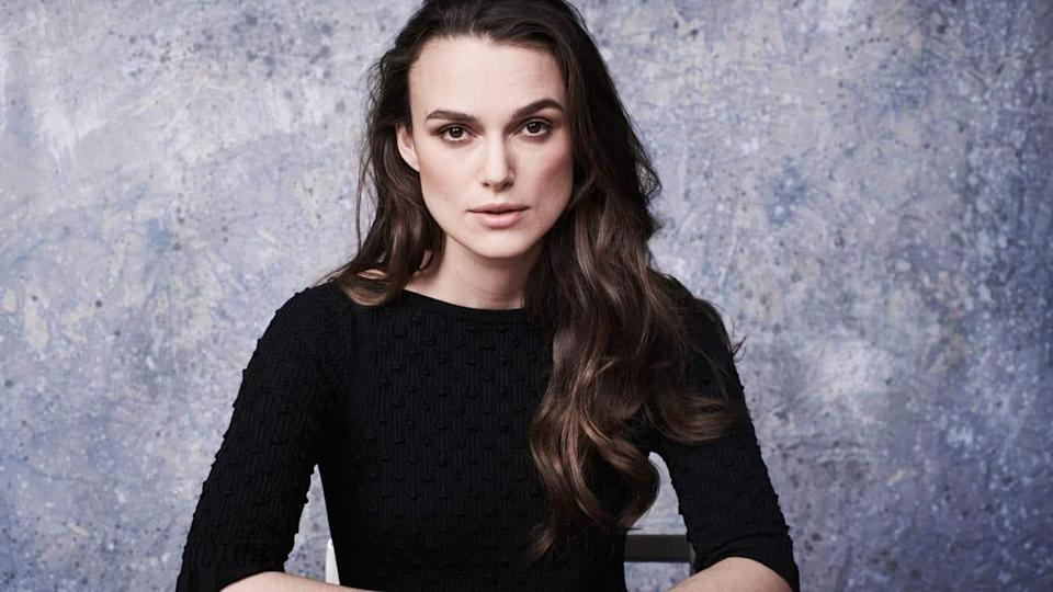 Keira Knightley bans men from filming her sex scenes now