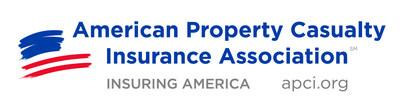 American Property Casualty Insurance Association Logo (PRNewsfoto/American Property Casualty...)