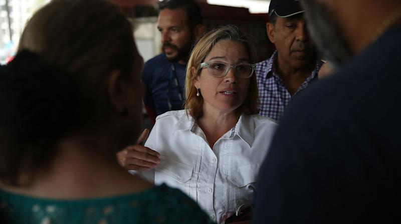 San Juan Mayor And FEMA Official Debate Hurricane Response