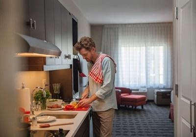 Marriott International launch's new category marketing campaign, Room for Possibility