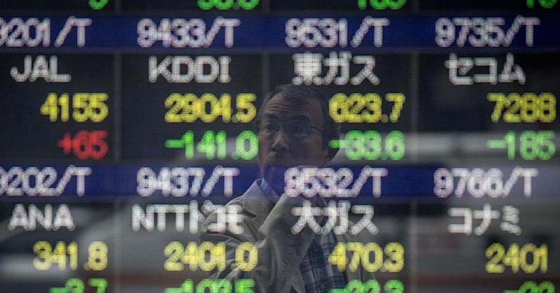 Major Asian indexes close lower following US tax plan unveil; Nikkei falls 0.8%