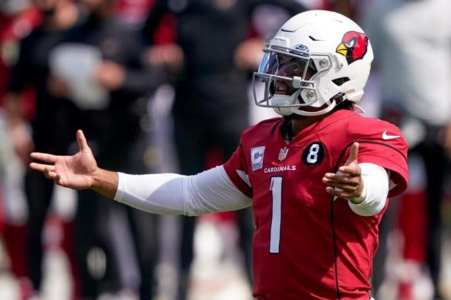 Murray, Cardinals look to snap mini-skid against 0-4 Jets