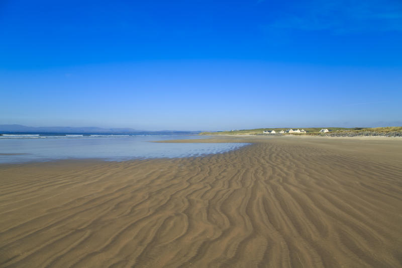 Rossnowlagh Beach - County Donegal, Republic of Ireland.