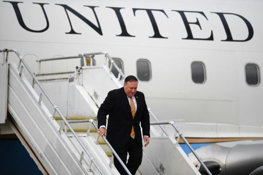 Pompeo will urge the region's leaders to enforce UN sanctions on North Korea, State Department officials have said