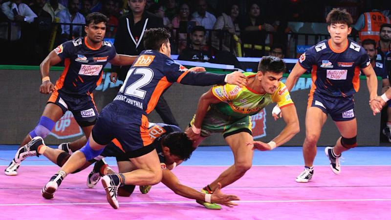 PKL 2018-19 Today's Kabaddi Matches: Schedule, Start Time, Live Streaming, Scores and Team Details of December 27 Encounter
