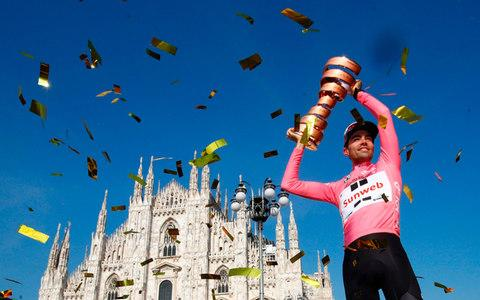Tom Dumoulin - Credit: Getty Images