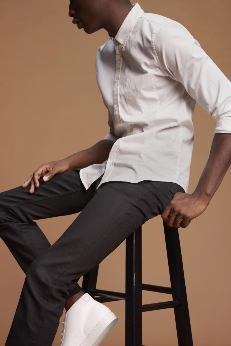 "Check out <a href=""https://www.everlane.com/denim"" target=""_blank"">Everlane's first-ever denim collection</a>.  (Everlane)"