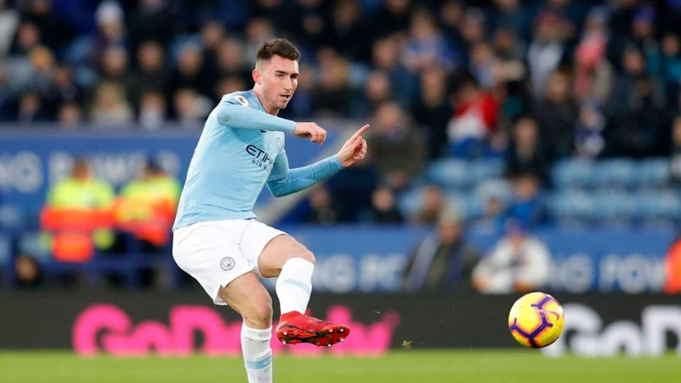Aymeric Laporte   Malcolm Couzens/Getty Images