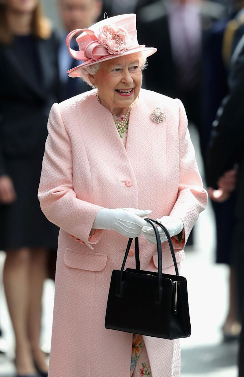 The Queen, her daughter Anne, and granddaughters Eugenie and Beatrice will also need to curtsey. Photo: Getty