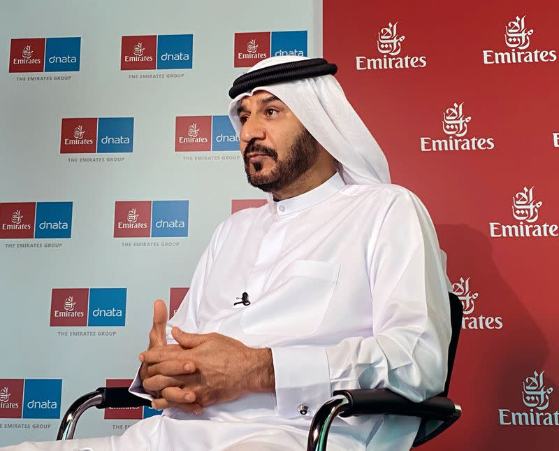 Emirates will have to review strategy after coronavirus pandemic - COO