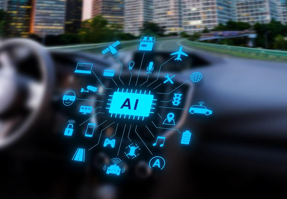 Self-driving cars will be an everyday reality with 5G.