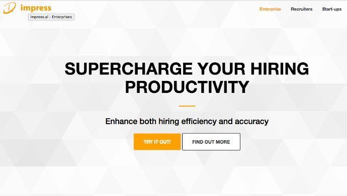 impress.ai helps employers screen candidates using AI; raises funding
