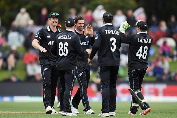 New Zealand come across as a competent ODI team